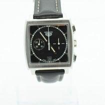 TAG Heuer Monaco Cs 2110 Automatik Chronograph