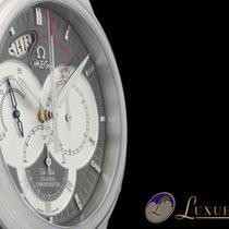 Omega De Ville 41 Co-Axial Rattrapante Chronoscope Grau 41mm |...