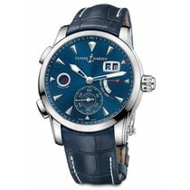 Ulysse Nardin Dual Time Manufacture Monaco