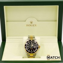 Rolex Submariner Date 16613  Two Tone YG/SS Black Dial/Bezel