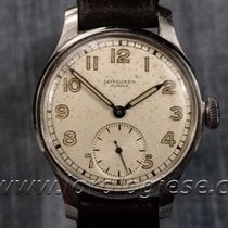 Longines Jubile Classic & Rare Vintage 1943 Steel Watch...