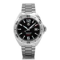 TAG Heuer Formula 1 Black Dial Automatic Mens Watch Waz2113.Ba...