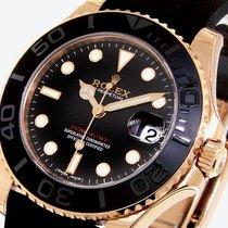롤렉스 (Rolex) Yachtmaster 37 Mm Everose Pink Rose Gold 268655...