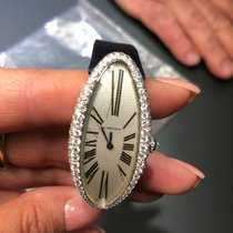 Cartier Baignore Allongee White Gold Full Diamonds Meclike...