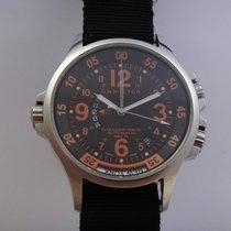 Hamilton Khaki Chronometer Chronograph New