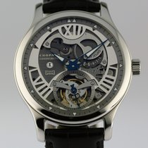 Chopard Steel LUC Tech Tourbillon Ltd Edition of 5