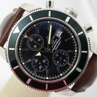 Breitling SUPEROCEAN HERITAGE CHRONOGRAPH  LIMITED GREEN EDITION