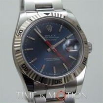 롤렉스 (Rolex) Perpetual Datejust Turn-O-Graph 116264 Bleue Full Set