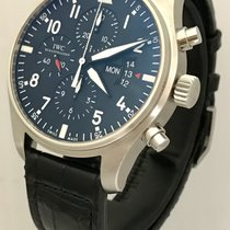 IWC Pilot Collection Pilot Chronograph Stainless Steel 43mm