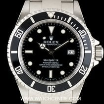 Rolex Stainless Steel Oyster Perpetual Sea-Dweller Gents...