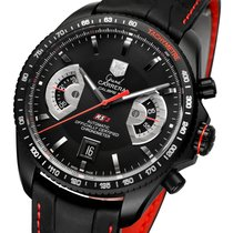 TAG Heuer Grand Carrera Calibre 17RS Rotating System Chronograph