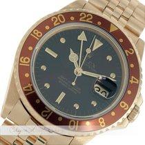Rolex GMT Master Gelbgold 16758