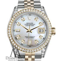 Rolex Woman'srolex Stainless Steel/gold 26mm Datejust...