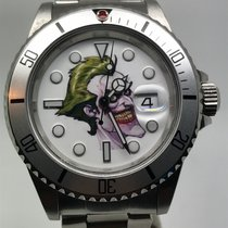 Rolex SUBMARINER DATE Y SERIAL VERY RARE JOKER DIAL