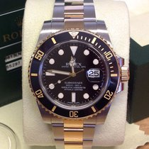 Rolex Submariner Date 116613LN - Box & Papers 2010