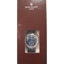 Patek Philippe 5905P-001 Complicated Annual Calendar Chronogra...