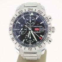 Chopard MilleMiglia GMT FullSteel (B&P2009) Chronograph...