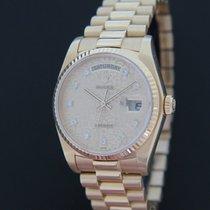 Rolex Oyster Perpetual Day-Date Jubilee Diamonds