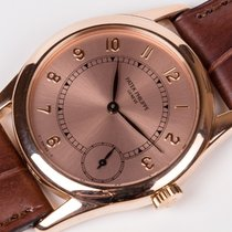 Patek Philippe Automatic Calatrava ref. 5000, rose gold,...