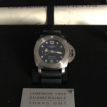 "Panerai luminor submersible 1950 3 days GMT ""pole2pole"""