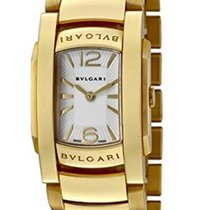Bulgari AA31WGG Assioma D in Yellow Gold - on Yellow Gold...