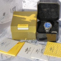 Breitling Limited Edition 500 Pezzi 50mo Annivers Us Air Force...