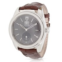 Tudor Glamour Double Date 57000 Men's Watch in Stainless...