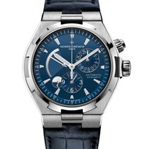 Vacheron Constantin Overseas Dual Time Blue Boutique Edition