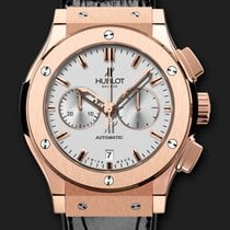 Hublot Classic Fusion Chronograph King Gold Opalin 42 mm