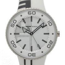 Momo Design Jet Black White Watch