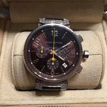 Louis Vuitton Tambour Chronograph Diamond Ltd.