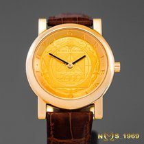 Bulgari Anfiteatro Millenium III 18K Gold BOX & PAPERS