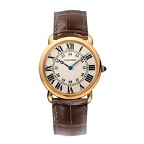 Cartier Ronde Manual Mens Watch Ref W6800251