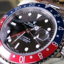 롤렉스 (Rolex) GMT II ST REF 16710 +Z- Serie+WIE NEU +Box &...