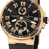 Ulysse Nardin Marine Chronometer Manufacture 45mm 1186-122-3/42