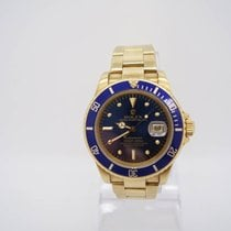 Rolex Submariner Date 18K GOLD nipple dial