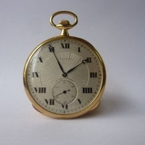 Longines 6 Grand Prix pocket watch. Circa 1917.