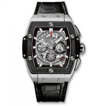 Hublot Spirit of Big Bang  Titanium Mens WATCH 641.NM.0173.LR