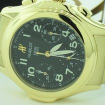 Hublot MDM Bang Chronograph 40MM 18K Solid Gold Automatic