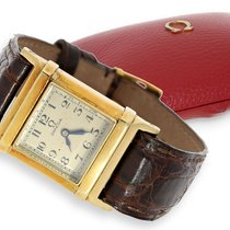 Omega Wristwatch: Omega rarity, extremely rare Art déco Omega...