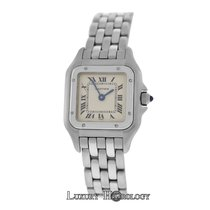 Cartier Ladies Panthere 132000C Stainless Steel 22MM Quartz