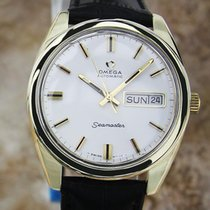 Omega Seamaster Gold Capped 1960s Swiss Made Calibre 752 Auto...
