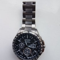 Citizen Eco-Drive Satellite Wave Men's Bracelet Watch...