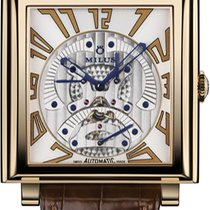 Milus Herios TriRetrograde Seconds HERT401F