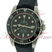 勞力士 (Rolex) Submariner No-Date, Black Dial, Black Ceramic...