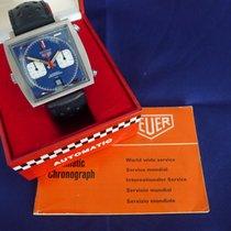 Heuer Monaco Steve 1133 McQueen Full Set