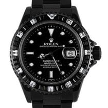 Rolex Used 16610_pvd Oyster Perpetual Submariner Date -...