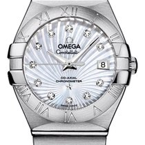 Omega Constellation Co-Axial Automatic 27mm 123.10.27.20.55.001
