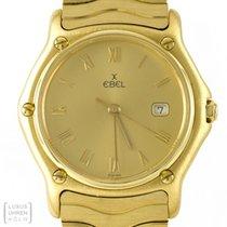 Ebel Uhr Sport Classic 750er Gold Medium Unisex