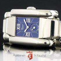 Chopard La Strada blue dial Stahl / Stahl Full Set Ref. 41/8380